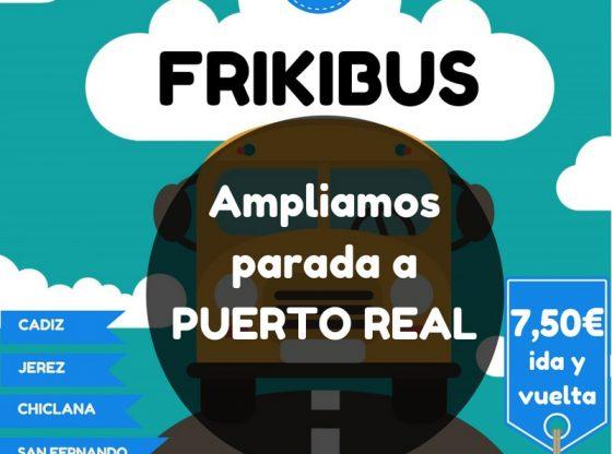 Frikibus - Salón Manga El Puerto de Santa María