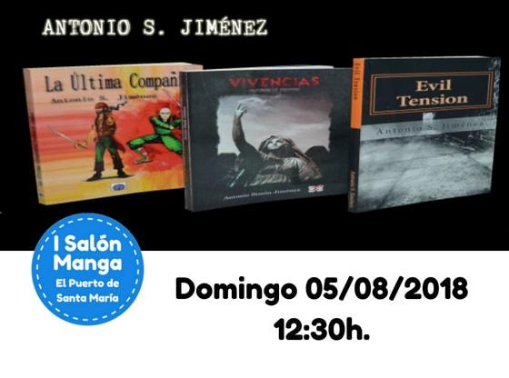 Antonio S. Jimenez - Salón Manga de El Puerto de Santa María