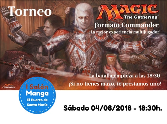 Magic The Gathering - - Salón Manga El Puerto de Santa María
