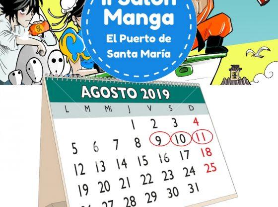 II Salón Manga - Edición 2019
