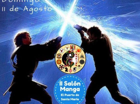 Toneo Sable Láser - II Salón Manga de El Puerto de Santa María