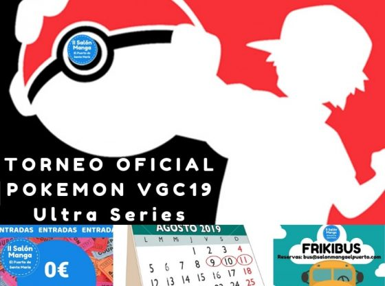 TORNEO POKEMON VGC19 ULTRA SERIES