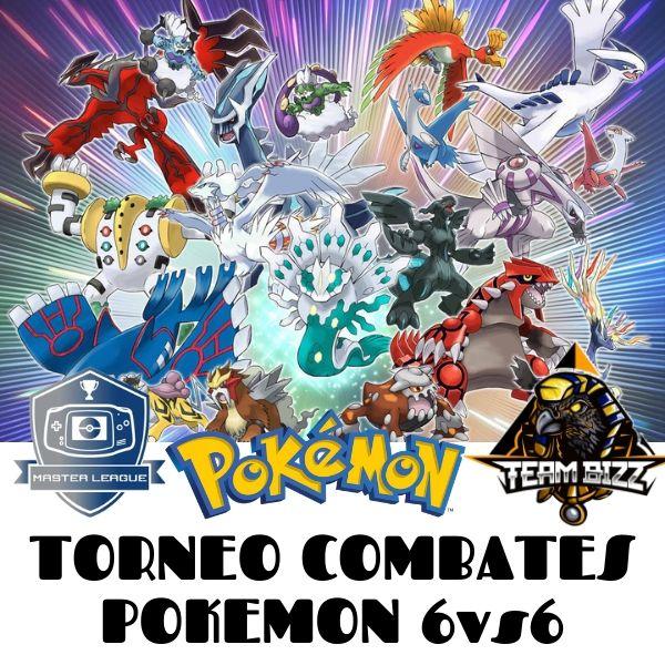 Torne Combates Pokémon 6vs6