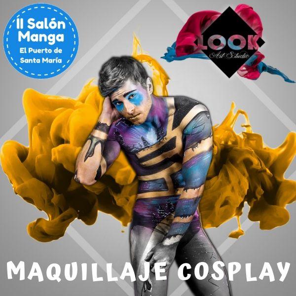 Maquillaje Cosplay por Look Art Studio