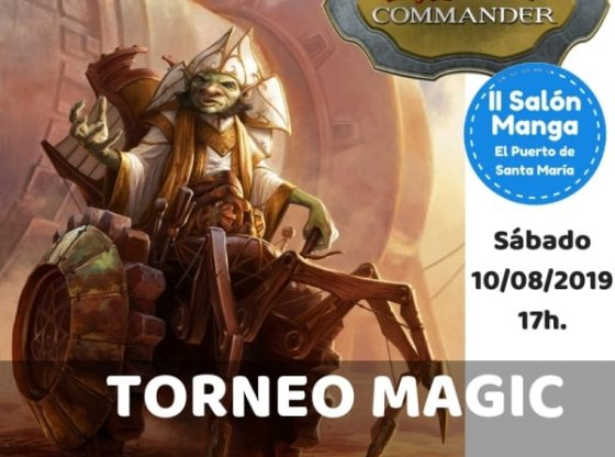 Torneo MAGIC THE GATHERING Formato COMMANDER