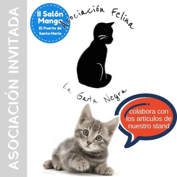 Asociación Felina La Gata Negra - II Salón Manga de El Puerto de Santa María