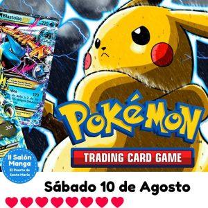 Torneo Pokemon TCG - II Salón Manga de El Puerto de Santa María